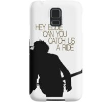 Hey Eddie Samsung Galaxy Case/Skin