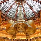 Galeries Lafayette by John Sharp