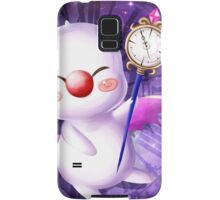 Time Traveling Moogle Samsung Galaxy Case/Skin
