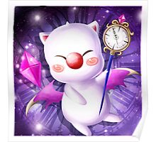 Time Traveling Moogle Poster