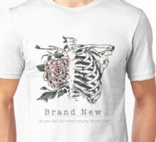 Brand New - Rib Cage Lyrics Unisex T-Shirt