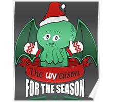 The (un)reason for the Season Poster