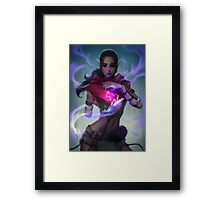 Myrrine Framed Print