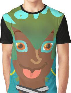 Ducky Momo Graphic T-Shirt