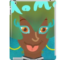 Ducky Momo iPad Case/Skin
