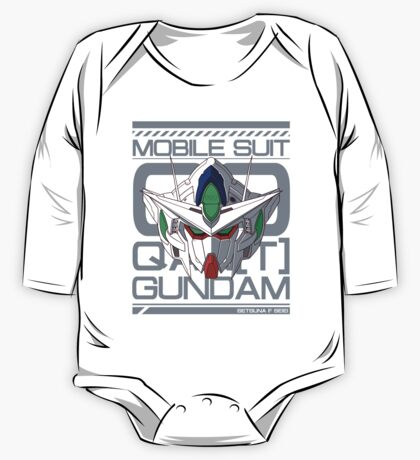 Gundam Qan(T) - GNT0000 v.2 One Piece - Long Sleeve