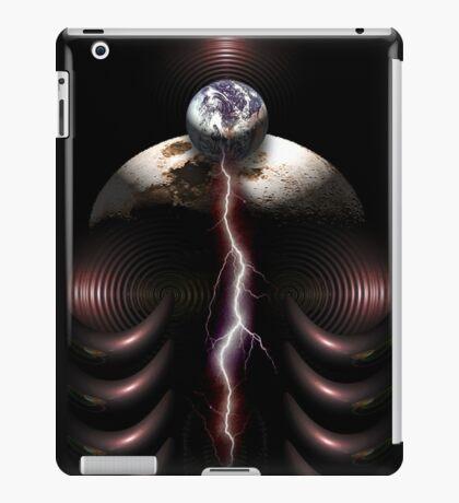 earth frequency 3 iPad Case/Skin