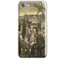 Gas Mask Island iPhone Case/Skin