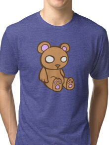 teddy bear ours peluche Tri-blend T-Shirt