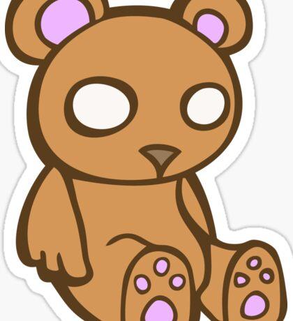 teddy bear ours peluche Sticker