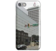 The Cities Reflection iPhone Case/Skin