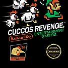 Cuccos Revenge by GordonBDesigns