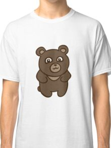 teddy bear ours peluche Classic T-Shirt