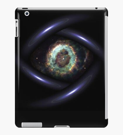 earth frequency 4 iPad Case/Skin