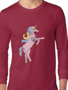 Princess DreamSplicer - the cyborg unicorn Long Sleeve T-Shirt