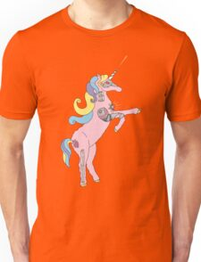 Princess DreamSplicer - the cyborg unicorn Unisex T-Shirt