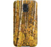 Gold Samsung Galaxy Case/Skin