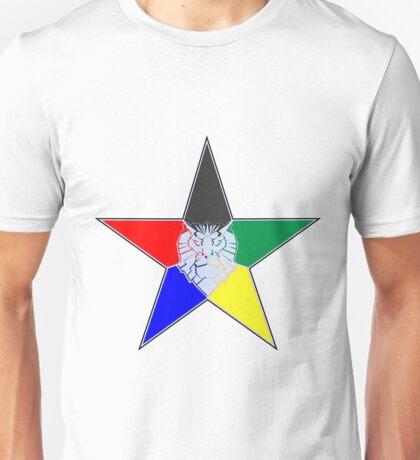 Voltron Force Star Unisex T-Shirt