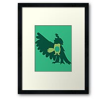 Rowlett Evolutions Framed Print