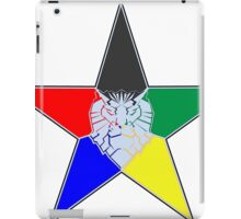Voltron Force Star iPad Case/Skin