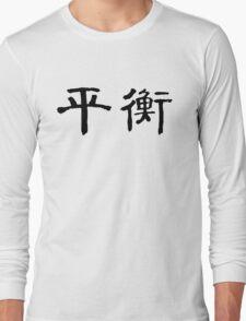 Balance Long Sleeve T-Shirt