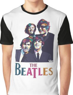 beatles 4 Graphic T-Shirt