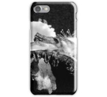 Nine of Shells - Abstract Macro iPhone Case/Skin