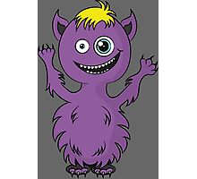 Cute Monster Photographic Print