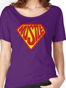 Super Hustle T-shirt Women's Relaxed Fit T-Shirt