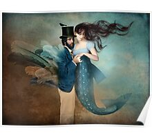 A Mermaids Love Poster