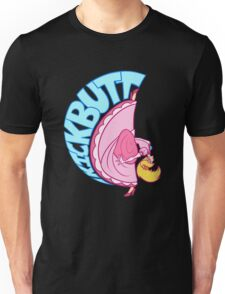Kick Butt Peach Unisex T-Shirt