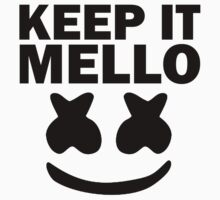 Keep It Mello 2 One Piece - Short Sleeve