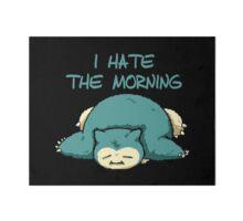 Hate Morning Gallery Board