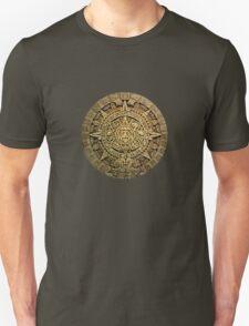 AZTEC,MAYAN CALENDAR T-Shirt