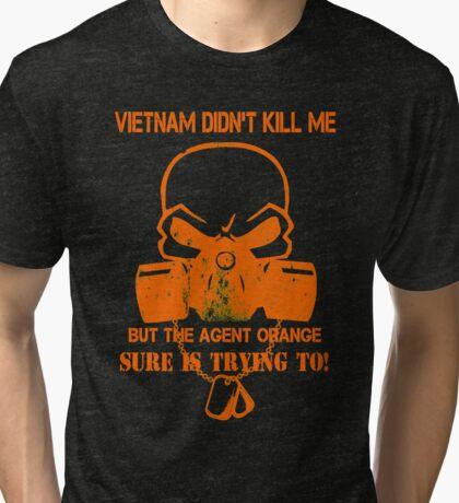Vietnam Vets Tri-blend T-Shirt