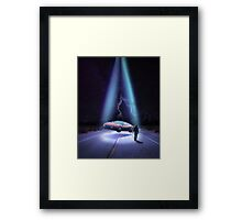 Testarossa Abduction Framed Print