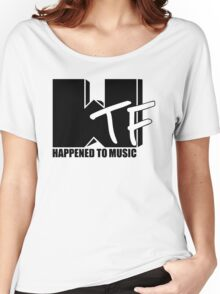 WTF Happened To Music Solid Women's Relaxed Fit T-Shirt