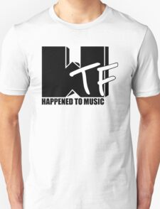 WTF Happened To Music Solid T-Shirt