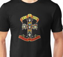 Guns N Roses Cross Unisex T-Shirt