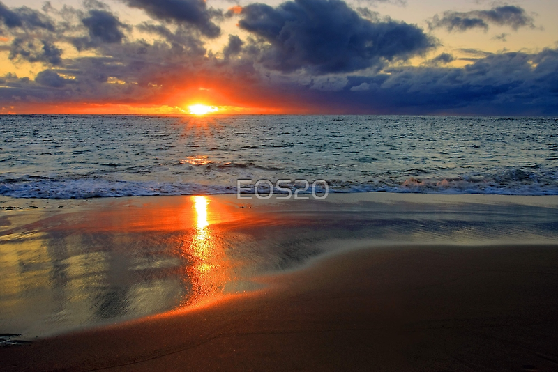 Sunset At Point Peron  by EOS20