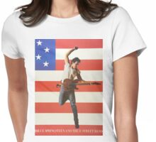 Bruce springsteen 1 Womens Fitted T-Shirt