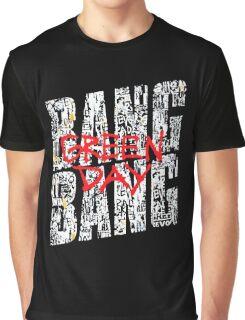 Greenday Graphic T-Shirt