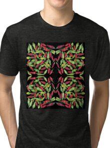 Chilly Harvest- compilation Tri-blend T-Shirt