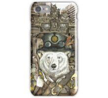 Steampunk City iPhone Case/Skin