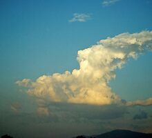 The Goodyear Cloud by simeoncameron