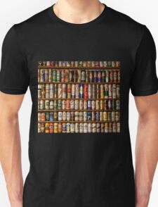 BEERS ON SHELVES T-Shirt