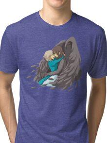 Howl's Moving Castle Tri-blend T-Shirt