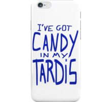 Doctor's pick up line iPhone Case/Skin
