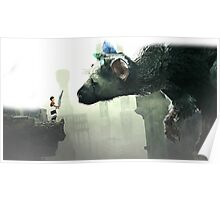 HQ The Last Guardian (vector) Poster