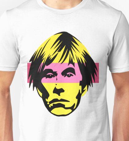 WARHOL POP Unisex T-Shirt